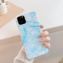 Load image into Gallery viewer, iPhone11 marble like case 26