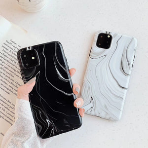 iPhone11 marble like case 5