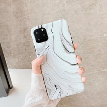Load image into Gallery viewer, iPhone11 marble like case 6