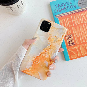 iPhone 11 Marble-Like Case