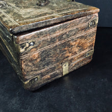 Load image into Gallery viewer, The Mixologist Kim - Antique Wooden Chest