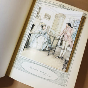 Rare English Classic Book. English literature |  She Stoops To Conquer