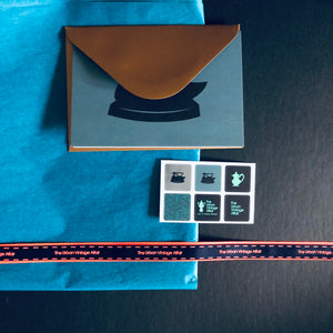 The Sommelier Lee - Card & Gift Wrap Set