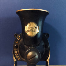 Load image into Gallery viewer, Vintage Spong Manual Coffee Grinder