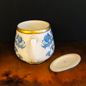 The Mixologist Dane - Moorcroft & Macintyre Biscuit Barrel