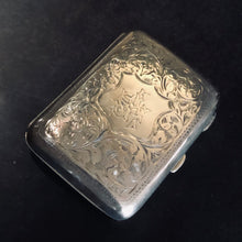 Load image into Gallery viewer, The Mixologist Shelby - Victorian Antique Silver Card Case