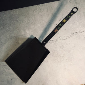 The Director Hunter - Vintage Hand Painted Fireplace Shovel