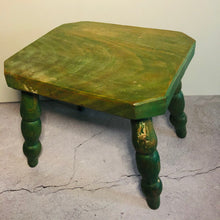 Load image into Gallery viewer, The Skater Jen - Small Vintage Stool