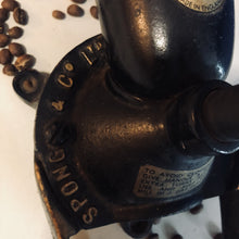 Load image into Gallery viewer, The Director Edward - Vintage Coffee Grinder