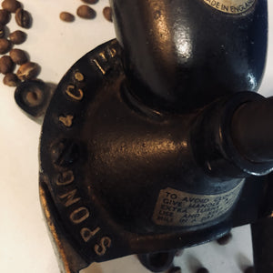 The Director Edward - Vintage Coffee Grinder
