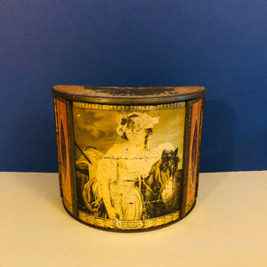 The Mixologist Hayden - Rare Antique Advertising Tin