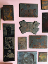 Load image into Gallery viewer, The Director Nat - Vintage Copper Printing Plate