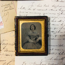 Load image into Gallery viewer, Ambrotype Daguerrotype & Tintypes Victorian Portraits