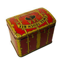 Load image into Gallery viewer, The Mixologist Rudolph - Vintage Tea Tin