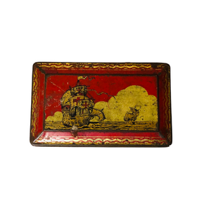 The Mixologist Adrian- Vintage Confectionery Tin