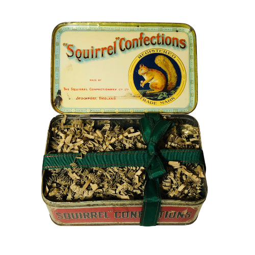 The Mixologist Thomas - Vintage Advertising Confectionery Tin