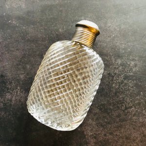 The Artist Astrid - Twisted Glass Bottle