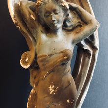 Load image into Gallery viewer, The Director Stephanie - Art Nouveau Chalkware Statues