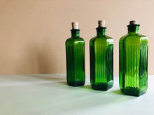 Load image into Gallery viewer, The Artist Andre - Vintage Green Poison Bottle