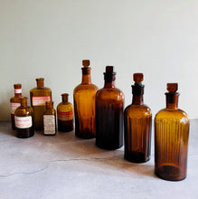 Load image into Gallery viewer, The Artist Hayley - Vintage Apothecary Poison Bottle