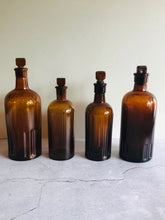 Load image into Gallery viewer, The Artist Kira - Vintage Apothecary Poison Bottle