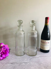 Load image into Gallery viewer, The Artist Sandra - Pair of Vintage Decanters