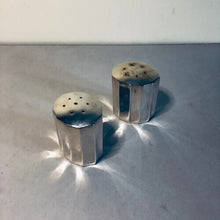 Load image into Gallery viewer, The Director Tristan - Pair Of Vintage Silver Salt & Pepper Shakers