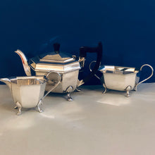 Load image into Gallery viewer, The Punk Evan - Beautiful Antique Silver Plate Teapot