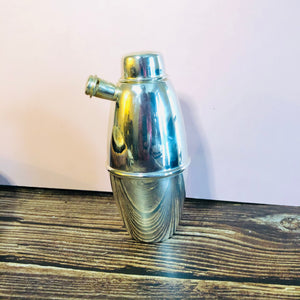 The Director Kira - Antique Silver Cocktail Shaker