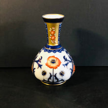 Load image into Gallery viewer, The Punk Mike - Moorcroft & Macintyre Aurelain Pattern Small Bud Vase