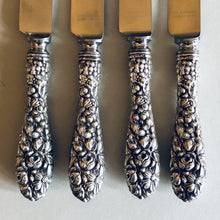 Load image into Gallery viewer, The Headhunter Tam - Vintage Sterling Silver Repose Handle Butter Knife