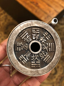 The Director Cindy - Antique Chinese Silver Water Dropper