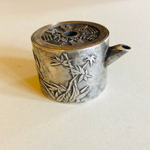 Load image into Gallery viewer, The Director Cindy - Antique Chinese Silver Water Dropper