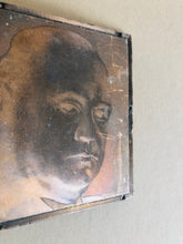 Load image into Gallery viewer, The Director Evan - Pair of Small Vintage Copper Printing Plates