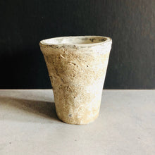 Load image into Gallery viewer, The Director Hunter - Handmade Chalky Stone Plant Pot