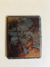 Load image into Gallery viewer, The Director Jamie - Small Vintage Copper Printing Plate