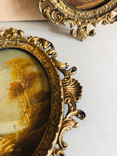 Load image into Gallery viewer, The Director Rae - Victorian Miniature Oil Painting