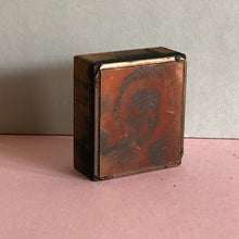Load image into Gallery viewer, The Director Sasha - Vintage Copper Printing Plate