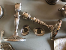 Load image into Gallery viewer, The Director Sydney -  Solid Silver Candlesticks by Asprey