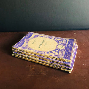 The Director Natalie - Vintage French Classiques Larousse Books