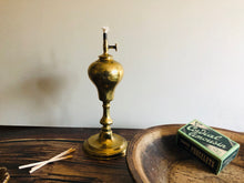 Load image into Gallery viewer, The Director Parker - Antique Table Top Cigar Lighter