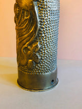 Load image into Gallery viewer, The Director Sandra - Stunning Trench Art Brass Cylinder