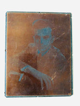 Load image into Gallery viewer, The Director Sebert - Vintage Copper Printing Plates