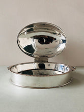 Load image into Gallery viewer, The Director Tyler - Silver Plate Food Warming Dish