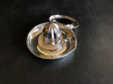 Load image into Gallery viewer, The Duchess Tom - Vintage Silver Plate Lemon Juicer
