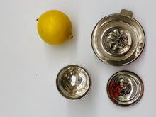 Load image into Gallery viewer, The Duchess Edward - Antique Silver Lemon Juicer