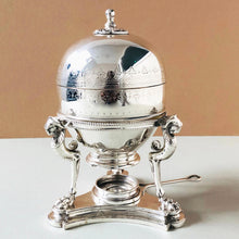 Load image into Gallery viewer, The Groom William - Luxury Antique Silver Egg Coddler