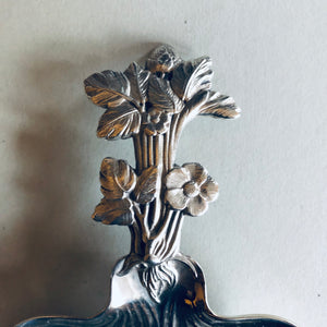 The Headhunter Francis - Vintage Silver Strawberry Spoon by Christofle