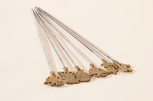 The Headhunter Addison - Set Of Italian Skewers