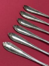 Load image into Gallery viewer, The Headhunter Fabian - Set Of 6 Vintage Dessert Forks